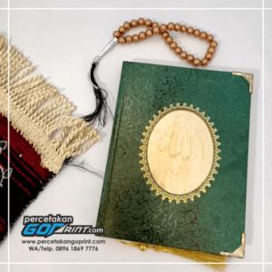 Buku Yasin & Tahlil Hardcover MQ 128 Halaman Artpaper