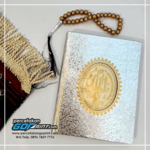 Buku Yasin & Tahlil Hardcover MQ 128 Halaman HVS