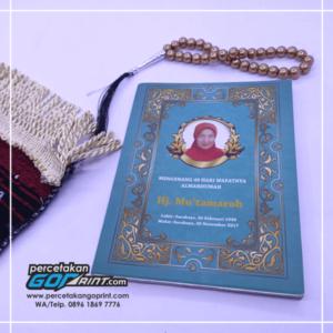 Buku Yasin & Tahlil Softcover 192 Halaman Artpaper