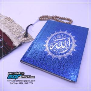Buku Yasin & Tahlil Hardcover MQ 176 Halaman HVS