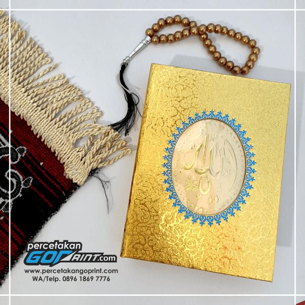 Buku Yasin & Tahlil Hardcover MQ 176 Halaman Artpaper