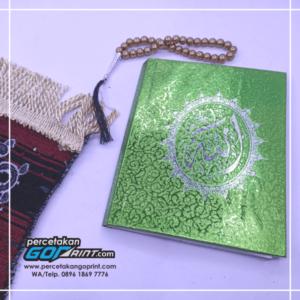 Buku Yasin & Tahlil Hardcover MQ 224 Halaman HVS