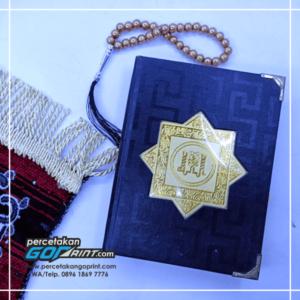 Buku Yasin & Tahlil Hardcover RCP 128 Halaman Artpaper