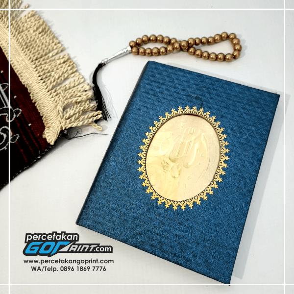 Buku Yasin & Tahlil Hardcover RCP 224 Halaman HVS