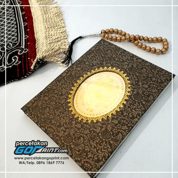 Buku Yasin & Tahlil Hardcover RCP 224 Halaman Artpaper