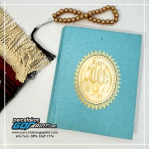 Buku Yasin & Tahlil Hardcover RCP 128 Halaman HVS